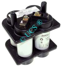Ersatzakku für HANDLAMPEN BOSCH HKE 100 103x76x116x0mm 7781297008 / 7781297009 / 7781207014 / 7781097008 / 7781097009 / 7781207013 / 7781207015 Ni-CD EAN 4038338024401 4,8V 7000mAh HKE100G EX Akku Bosch Handscheinwerfer DIVERSE H-Nr.: 101192