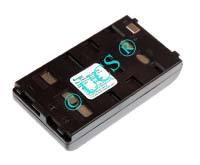Ersatzakku für Camcorder(Analog) FISHER FVC 2000 89x46x19x0mm NP-55 / NP-66 / NP-77 / NP-77H Ni-MH EAN 4038338005530 6V 2100mAh für Wendeakku Blaupunkt/Panasonic/Sharp CONNECT H-Nr.: 102495