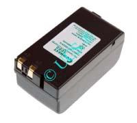 Ersatzakku für Camcorder(Analog) BAUER/BOSCH C 82 90x47x38x0mm BP-E718 / BP-E722 / BP-E818 / BP-E77K Ni-MH EAN 4038338005479 6V 4000mAh für Canon BP-711 CONNECT H-Nr.: 102522
