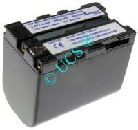 Ersatzakku für Camcorder(digital) SONY DCR-PC 5 53x30,5x42,3x0mm NP-FS20 / NP-FS21 / NP-FS22 / NP-FS30 / NP-FS33 Li-Ion EAN 4038338013603 3,6V 3240mAh für Sony NP-FS21, anthrazit CONNECT H-Nr.: 102548