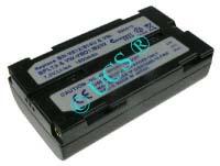Ersatzakku für Camcorder(digital) HITACHI VM-E 335 70x38x20x0mm VM-BPL13 / VM-BPL27 Li-Ion EAN 4038338005417 7,2V 2300mAh für Panasonic VM-BPL13 CONNECT H-Nr.: 102564