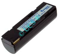 Ersatzakku für Digitalkamera FUJI MX 700 70,5x19,5x20,5x0mm NP-100 Li-Ion EAN 4038338012200 3,6V 2200mAh für Fuji NP-100 CONNECT H-Nr.: 102596