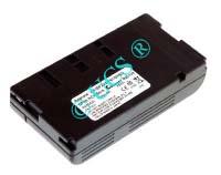 Ersatzakku für Camcorder(Analog) HITACHI VM-H 1000 89,5x46x20x0mm CP448 / VM-BP22 / VM-BP81 / VM-BP83 / VM-BP84 Ni-CD EAN 4038338004946 6V 1200mAh für Hitachi VM-BP22 CONNECT H-Nr.: 108532