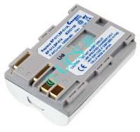 Ersatzakku für Camcorder(digital) CANON MV 600 55,1x38,2x21x0mm BP508 / BP511 / BP512 / BP522 / BP535 / P33 / V283 Li-Ion EAN 4038338014167 7,4V 1500mAh für Canon BP-511 / BP511A / BP512 CONNECT H-Nr.: 111089