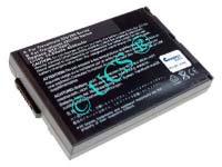 Ersatzakku für Notebook ACER TRAVELMATE 225 138x95,1x24,4x0mm BTP43D1 Li-Ion EAN 4038338021516 14,8V 4500mAh für Acer Travelmate 220 CONNECT H-Nr.:111818