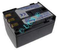 Ersatzakku für Camcorder(digital) CANON HV 20 45,19x33,3x30,2x0mm BP-2L12 / BP-2L13 / BP-2L14 / BP-2L24 Li-Ion EAN 4038338024708 7,4V 1500mAh für Canon BP-2L12 CONNECT H-Nr.: 112174