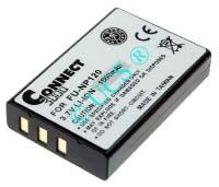 Ersatzakku für Digitalkamera OLYMPUS FERRARI DIGITAL 2004 53x35,3x11x0mm  Li-Ion EAN 4038338024050 3,6V 1800mAh für Ricoh DB-43 CONNECT H-Nr.: 113412