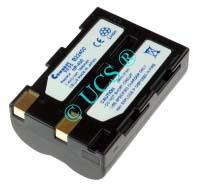 Ersatzakku für Digitalkamera KONICA MINOLTA DYNAX 7D 55,9x39,6x20,95x0mm NP-400 Li-Ion EAN 4038338021707 7,4V 1700mAh für Minolta NP-400 CONNECT H-Nr.: 114956