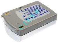 Ersatzakku für Camcorder(digital) SAMSUNG VM-C 5000 57,36x39x21,2x0mm SB-L110G Li-Ion EAN 4038338022070 7,4V 1400mAh für Samsung SBL-110G CONNECT H-Nr.: 115113