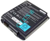 Ersatzakku für Notebook AOPEN BAREBOOK 2137 0x0x0x0mm BTP-52EW / BTP-89BM / 40008236 Li-Ion EAN 4038338013207 14,8V 4400mAh für Fujitsu Siemens Amilo M7400 CONNECT H-Nr.:115940