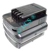 Ersatzakku für Werkzeug BERNER BHA 24K 0x0x0x0mm DE-0243 Ni-CD EAN 4041683103332 24V 2000mAh Werkzeugakku für DeWalt DE-0240 AKKU POWER H-Nr.:RB333