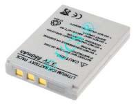 Ersatzakku für Digitalkamera ALDI TRAVELLER DC-5080 43,7x31,3x7x0mm  Li-Ion EAN 4038338019186 3,7V 650mAh für Konica Minolta NP-900 CONNECT H-Nr.: 117120