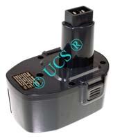 Ersatzakku für Werkzeug BLACK & DECKER CRS 144 0x0x0x0mm PS 140 Ni-CD EAN 4041683103233 14,4V 2000mAh Werkzeugakku Dewalt / Elu / B&D AKKU POWER H-Nr.:RB323