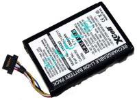 Ersatzakku für PDA/Handheld AIRIS 509 GPS 50x35x9x0mm E3MIO2135211 Li-Ion EAN 4038338003796 3,6V 1300mAh für Mitac Mio 168 XCELL H-Nr.:118422