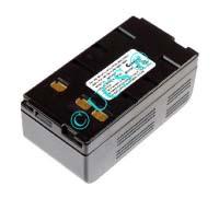 Ersatzakku für Camcorder(Analog) BLAUPUNKT CR 4500 89,5x46x36x0mm V92 Ni-MH EAN 4038338005332 6V 4000mAh für Panasonic VW-VBS1E / BN-V11U CONNECT H-Nr.: 118703
