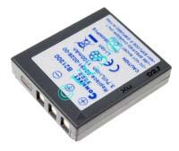 Ersatzakku für Digitalkamera ALDI TRAVELLER DC-XZ6 41,95x36,05x9,8x0mm BATS8/BT.8530A/02491-0028-00/02491-0045-01/02491-0028-01/02491-0054-02 Li-Ion EAN 4038338000733 3,7V 1100mAh für Rollei DP8300/Voigtländer D10 CONNECT H-Nr.:119784