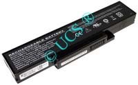 Ersatzakku für Notebook ASUS F 3JM 0x0x0x0mm A42-A9 /A32-F2 / A32-F3 / A32-Z94 / A32-Z96 Li-Ion EAN 4038338031072 11,1V 4400mAh für BenQ JoyBook R55E CONNECT H-Nr.:125142