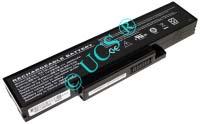 Ersatzakku für Notebook ASUS S 62 0x0x0x0mm BATL80L6 / 90-NFV6B1000Z / 90-NFY6B1000Z / 90-NIA1B1000 Li-Ion EAN 4038338031072 11,1V 4400mAh für BenQ JoyBook R55E CONNECT H-Nr.:125142