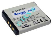 Ersatzakku für Digitalkamera FUJIFILM FINEPIX Z50FD 40x35x6x0mm NP-50 Li-Ion EAN 4038338034202 3,7V 750mAh für Fuji NP-50 CONNECT H-Nr.: 300116