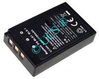 Ersatzakku für Digitalkamera OLYMPUS DIGITAL IMAGINE E510 55,06x35,39x12,76x0mm PS BLS-1 Li-Ion EAN 4038338032802 7,2V 1150mAh für Olympus BLS-1 CONNECT H-Nr.: 300219