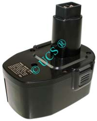 Ersatzakku für Werkzeug BLACK & DECKER CRS 144 0x0x0x0mm PS 140 Ni-CD EAN 4041683103219 14,4V 1500mAh Werkzeugakku Dewalt / Elu / B&D AKKU POWER H-Nr.:RB321