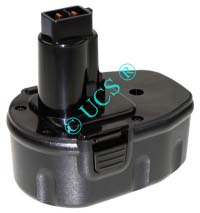 Ersatzakku für WERKZEUG BLACK & DECKER CD 632 0x0x0x0mm PS 140 Ni-MH EAN 4041683103264 14,4V 3000mAh Werkzeugakku Dewalt / Elu / B&D AKKU POWER H-Nr.: RB326