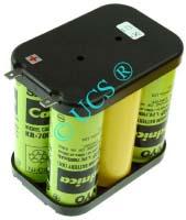 Ersatzakku für HANDLAMPEN BOSCH HALO 6 0x0x0x0mm  Ni-CD EAN 6V 7000mAh Handscheinwerferakku für Bosch Halo 6 CONNECT H-Nr.: 301223