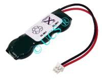 Ersatzakku für CMOS CONNECT 3000 CMOS ALLGEMEIN 6 0x0x0x0mm 3/X15H mit Stecker Ni-MH EAN 4038338017793 3,6V 15mAh CMOS Batterie CONNECT H-Nr.: 301294