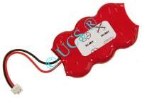 Ersatzakku für CMOS CONNECT 3000 CMOS ALLGEMEIN 13 0x0x0x0mm 6/X15H mit Stecker Ni-MH EAN 4038338011210 7,2V 15mAh CMOS Batterie DIVERSE H-Nr.: 301300