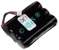 Ersatzakku für Schnurlos-Telefon AGFEO DECT C45 0x0x0x0mm  Ni-MH EAN 4038338022100 3,6V 720mAh für Agfeo DECT 30 DIVERSE H-Nr.:301425