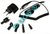 Ersatzakku für Handy BLACKBERRY 8707V 0x0x0x0mm   EAN 4010425941112 0V 0mAh 2Go Universal Power Set für Handy 2GO H-Nr.:794111